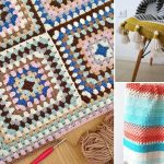 Beautiful Easy Crochet Afghan Throws