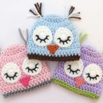 Crochet Owl Hat Patterns