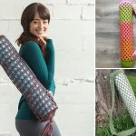 Crochet Yoga Mat Bag Ideas