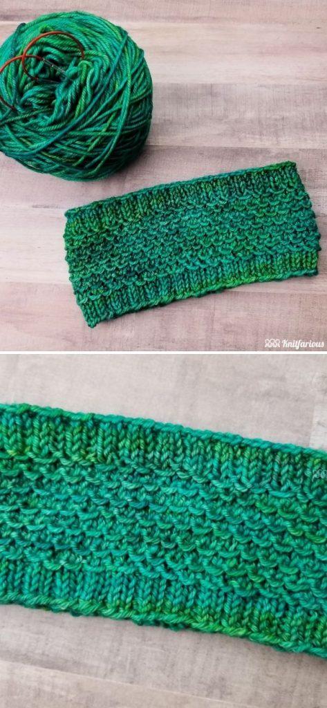 Emerald Song Headband
