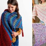 25+ Free Crochet Shawl Patterns